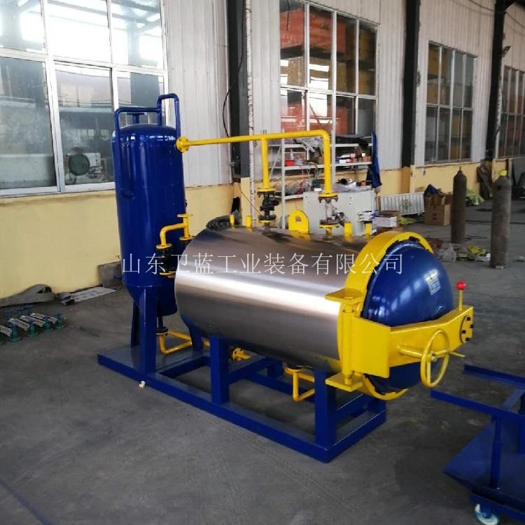 新型无害化处理设备-湿化机