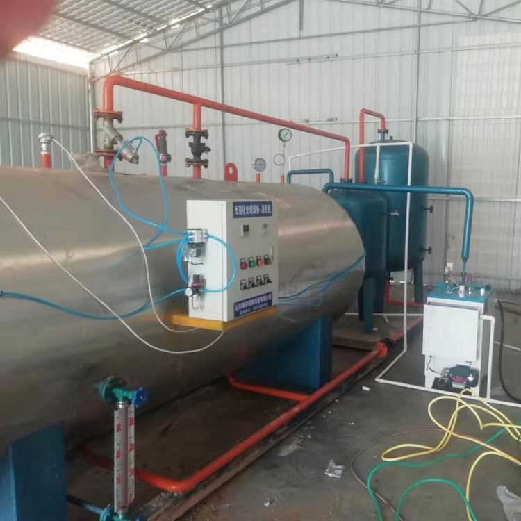 养猪场专用无害化处理设备使用现场